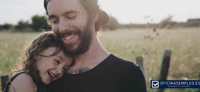 que dia se cobra la paternidad